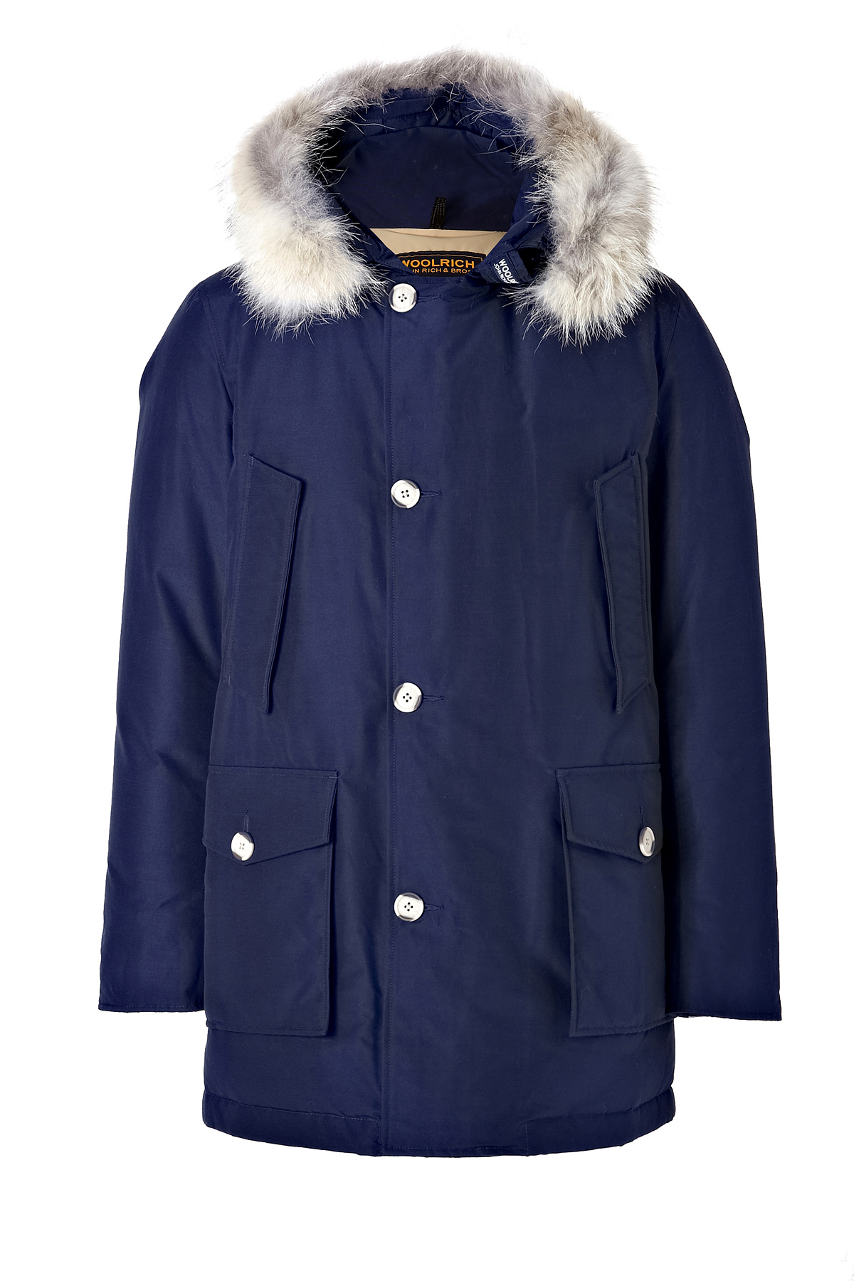 Woolrich Arctic Parka Royal Blue
