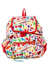Lesportsac The Candy Spill Dcb Voyager Backpack - Lyst