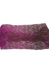 Missoni Knitted Hair Band - Lyst