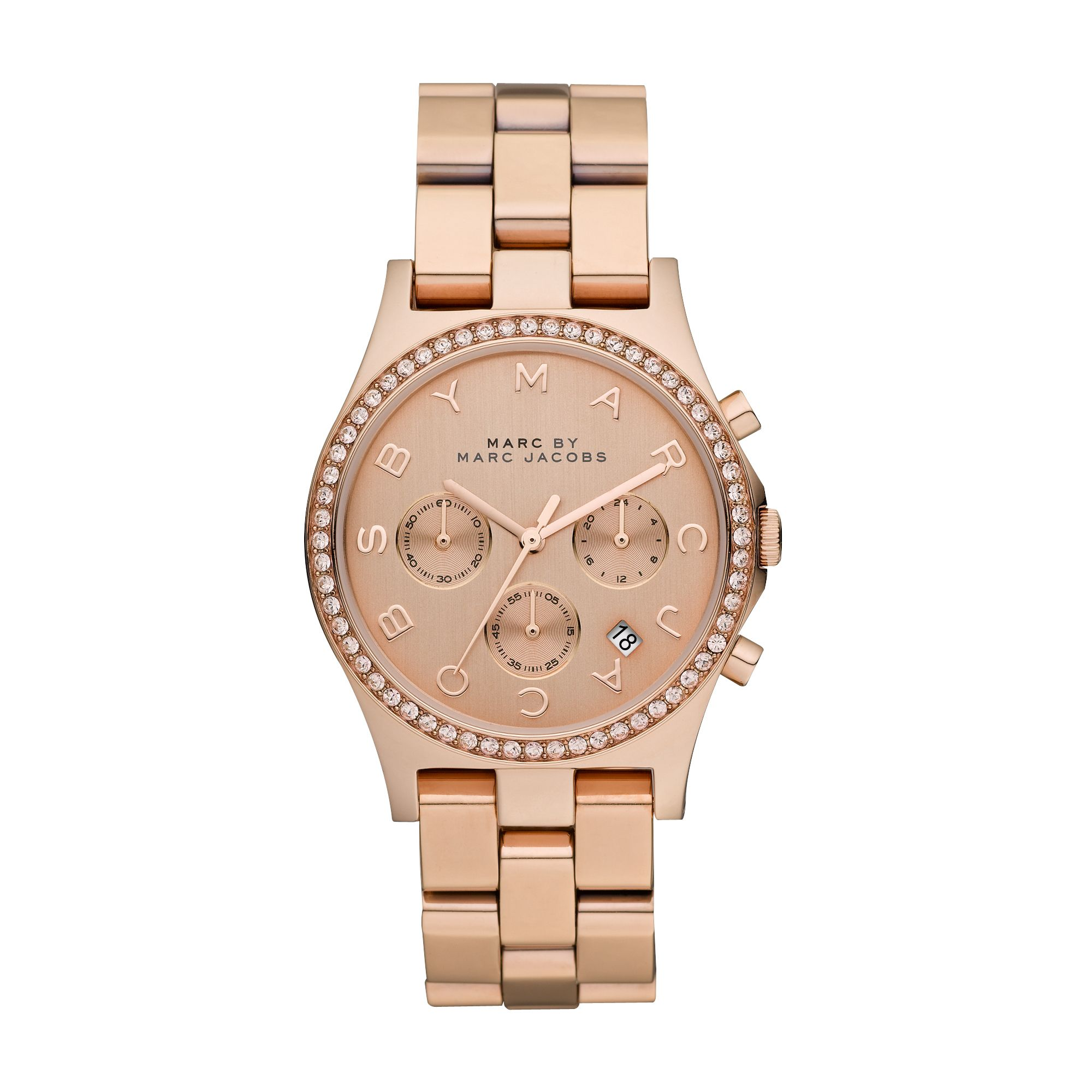 Marc Jacobs Watches Rose Gold