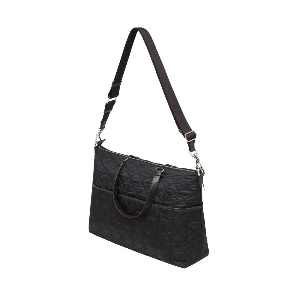 d86b6d6813c3 ... tessie satchel leather tote 84204 8cf15 spain mulberry rosie baby bag  in black lyst 3d9af dec0e ...