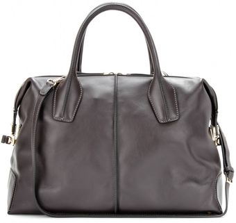 Tod's Dstyling Bauletto Medium Leather Tote - Lyst