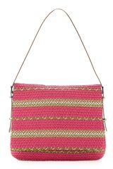 Eric Javits Law Squishee Shoulder Bag Fuchsia Mix - Lyst