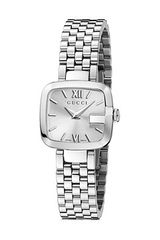 Gucci G 24mm Stainless Steel Link Bracelet Watch - Lyst