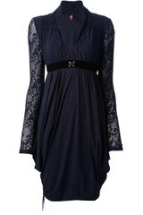 High Troupe Dress - Lyst