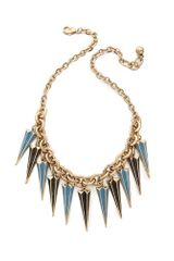 Lulu Frost The Orbit Necklace - Lyst