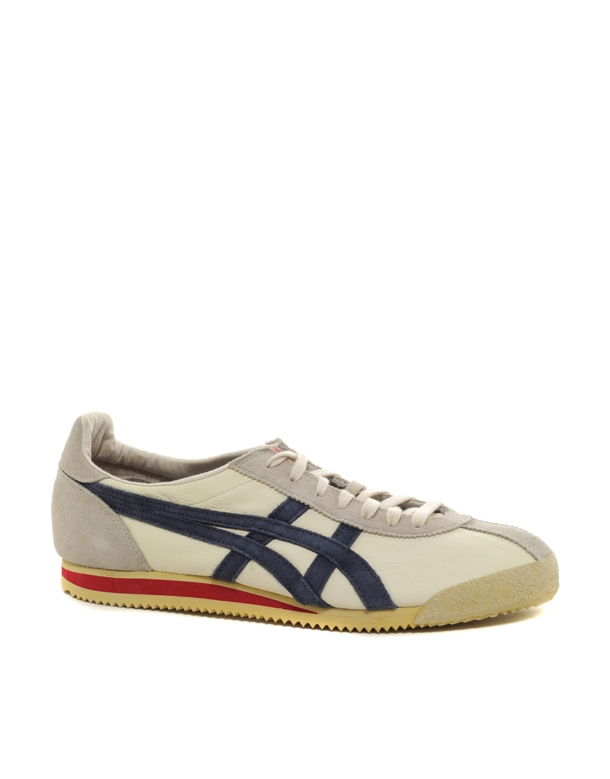 asics tiger corsair vintage sneaker
