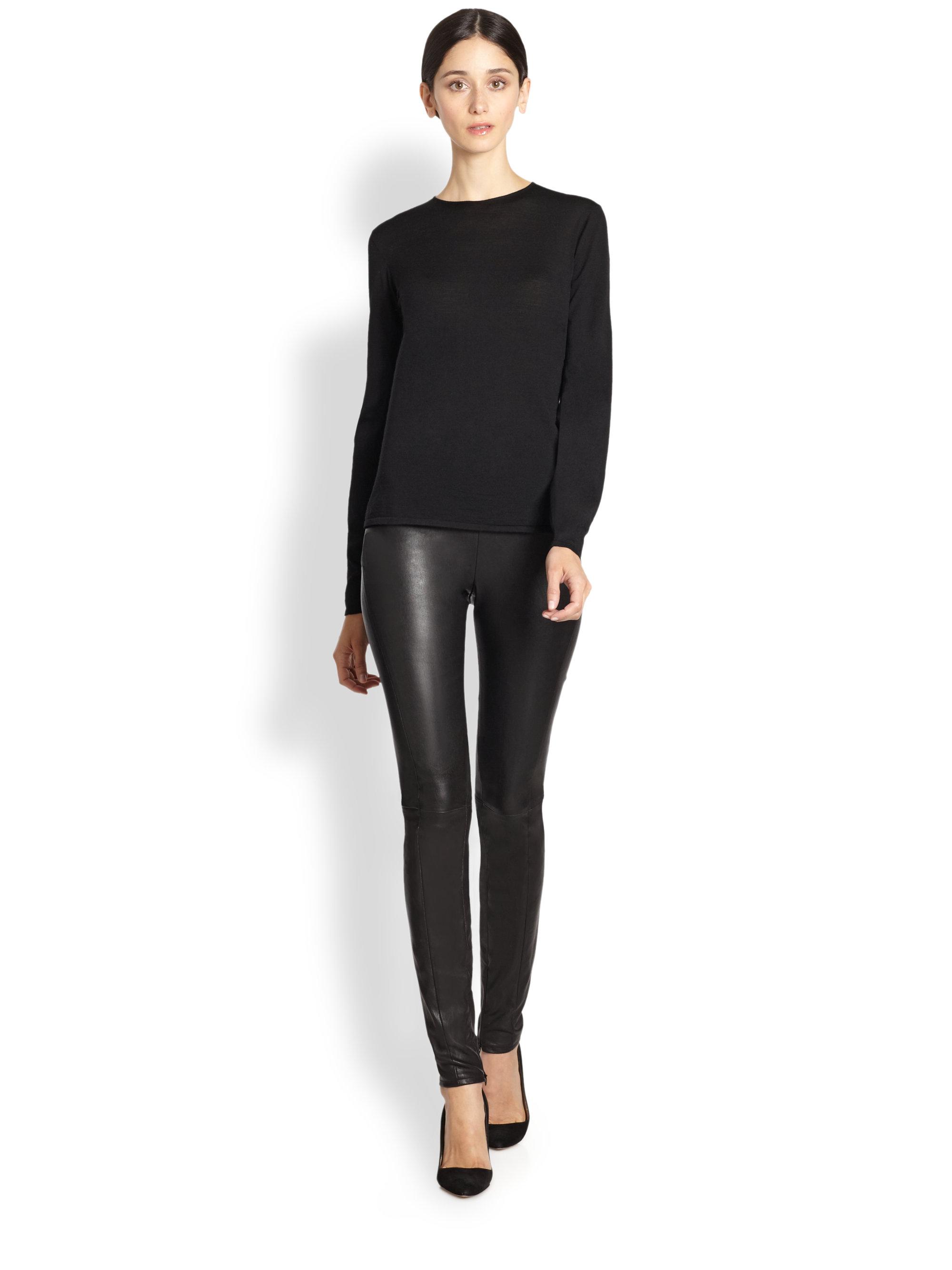 Luxury Lauren Ralph Lauren StraightLeg Denim Pants  ShopStyle Women