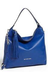 Michael by Michael Kors Weston Large Shoulder Bag - Lyst