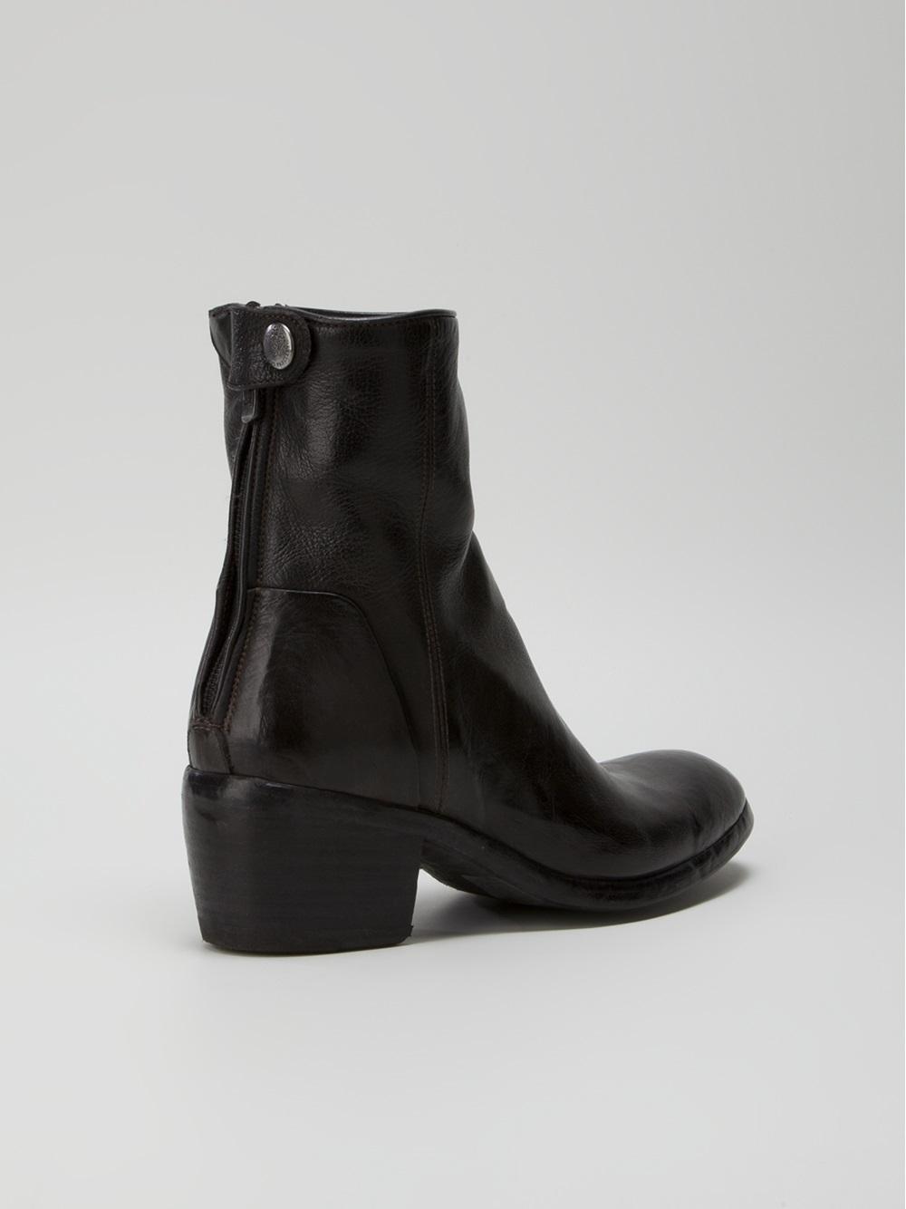 ALBERTO FASCIANI Ankle Boots iavkiHPss0
