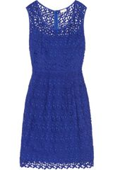 Collette By Collette Dinnigan Cotton-lace Dress - Lyst