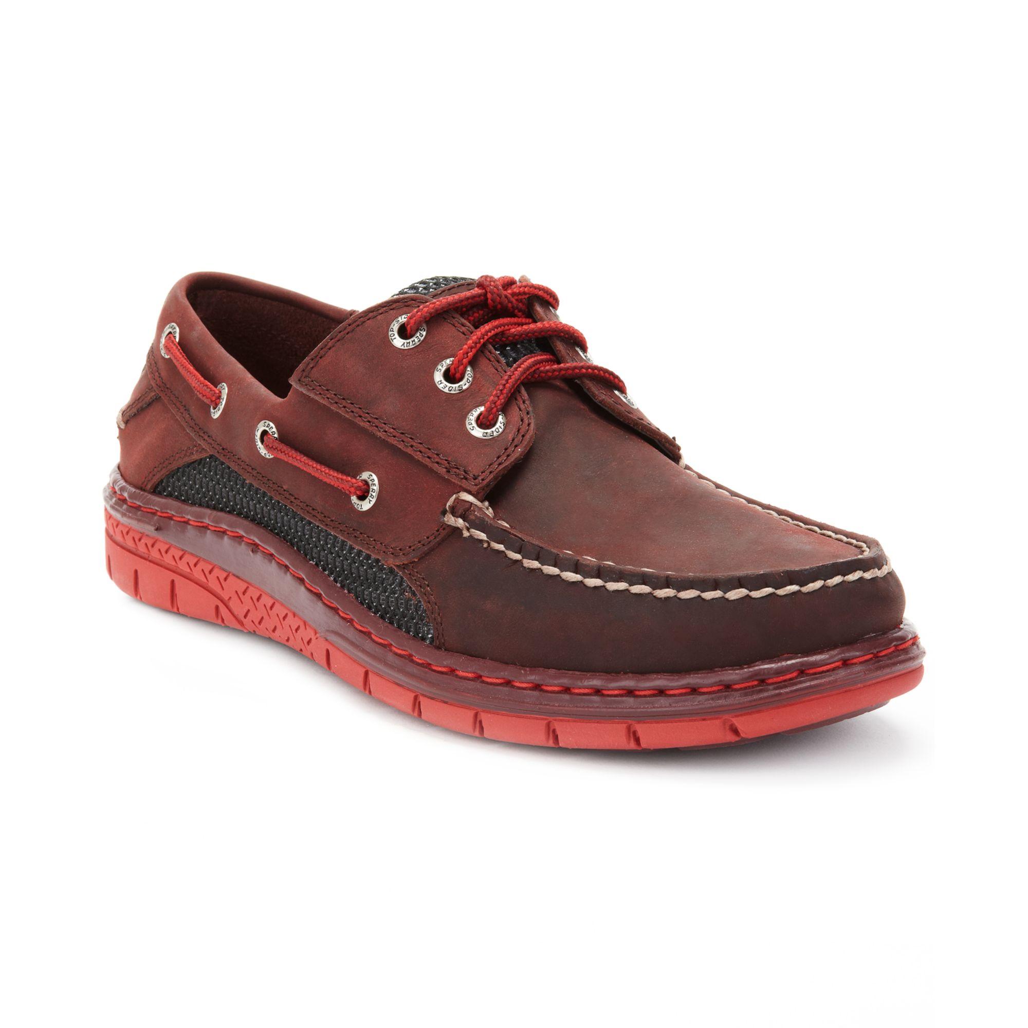 sperry top sider billfish utralite 3eye boat shoes in