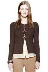 Tory Burch Ross Cardigan - Lyst