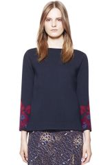 Tory Burch Maeve Top - Lyst