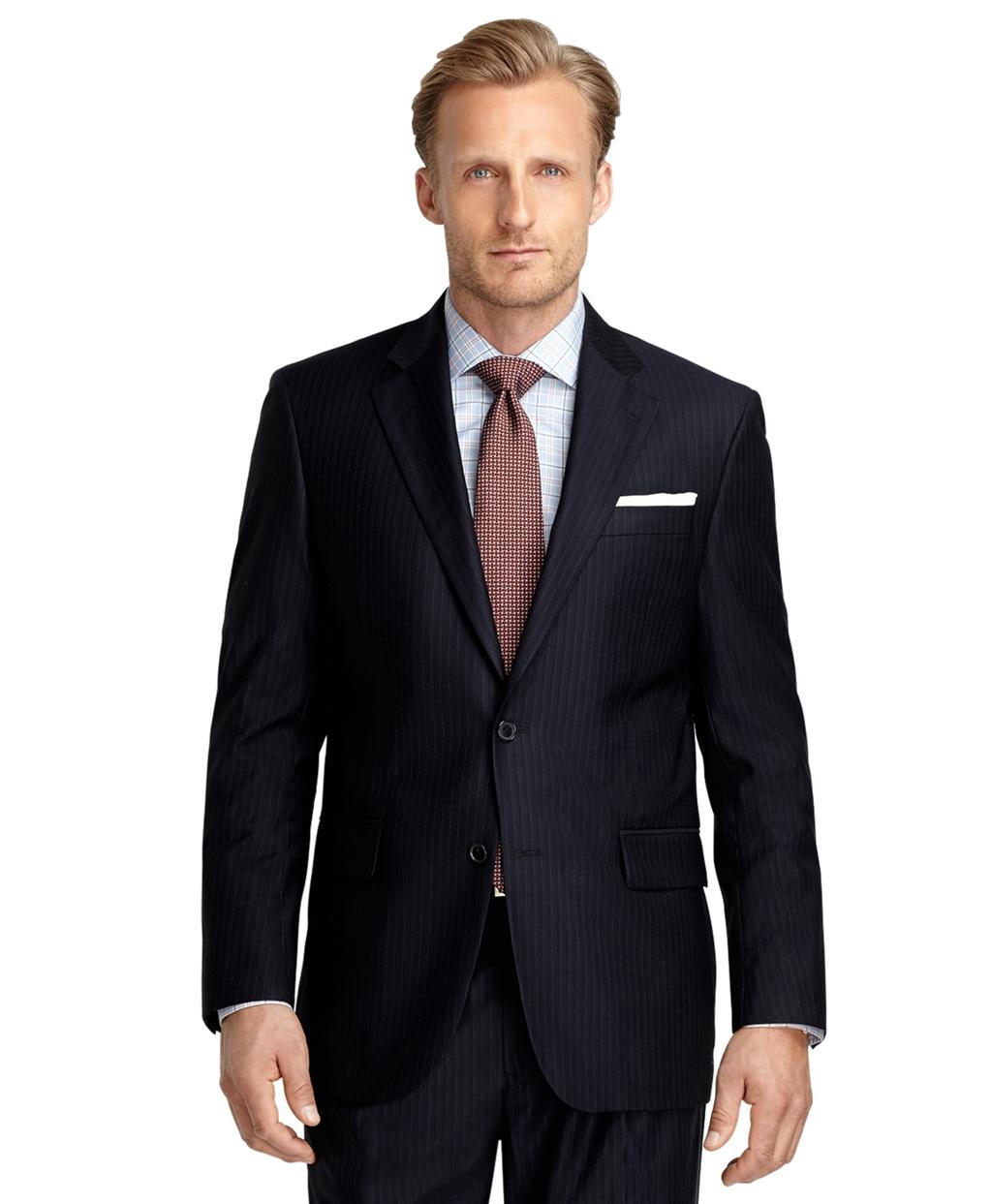 Lyst - Brooks Brothers Suits - Men's Brooks Brothers Slim ...