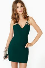 Nasty Gal Major Points Dress - Lyst