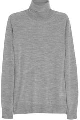Proenza Schouler Fineknit Merino Wool Turtleneck Sweater - Lyst