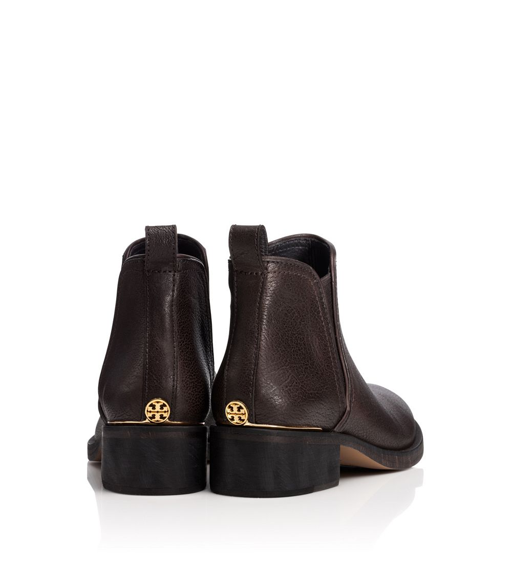 807d4031be2 Lyst - Tory Burch Griffin Bootie in Brown