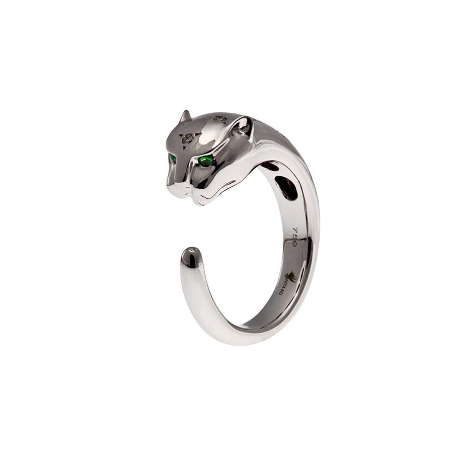 Anita Ko Panther Ring