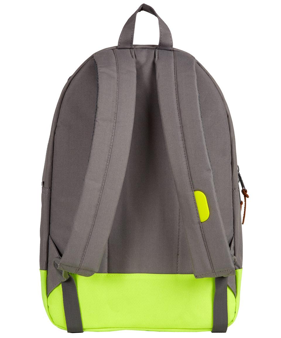b86484fb31 Lyst - Herschel Supply Co. Grey Settlement Backpack in Yellow for Men