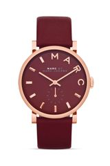 Marc By Marc Jacobs Baker Strap Watch 365mm - Lyst