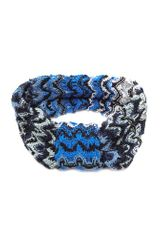 Missoni Mini Wave Headband - Lyst