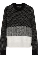 Proenza Schouler Wool Cashmere and Silk-blend Sweater - Lyst