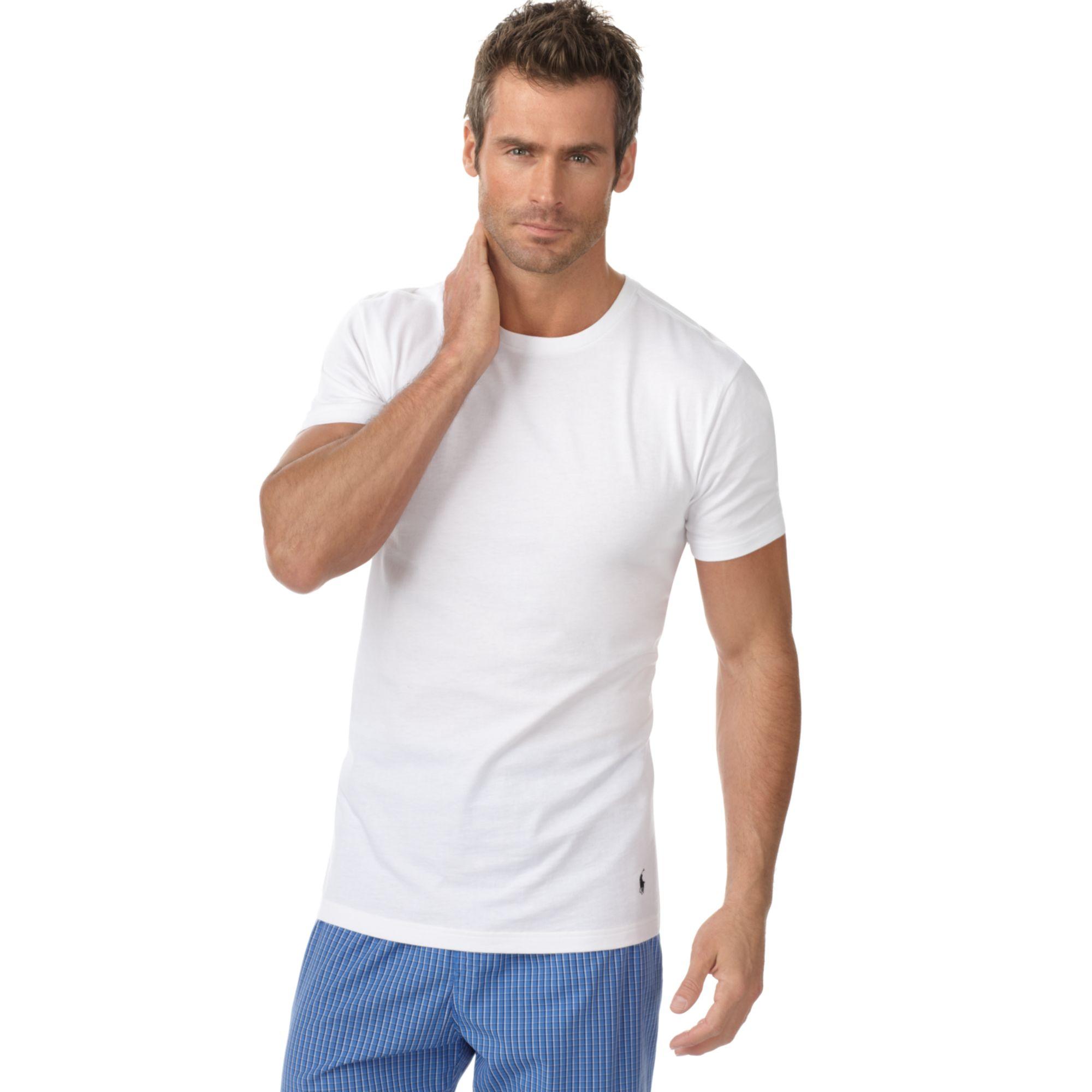 Polo Ralph Lauren Mens Underwear Slim Fit Classic Cotton