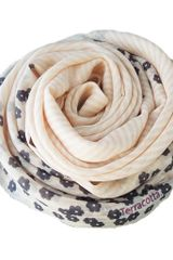 Terracotta New York The Peyton Scarf - Lyst