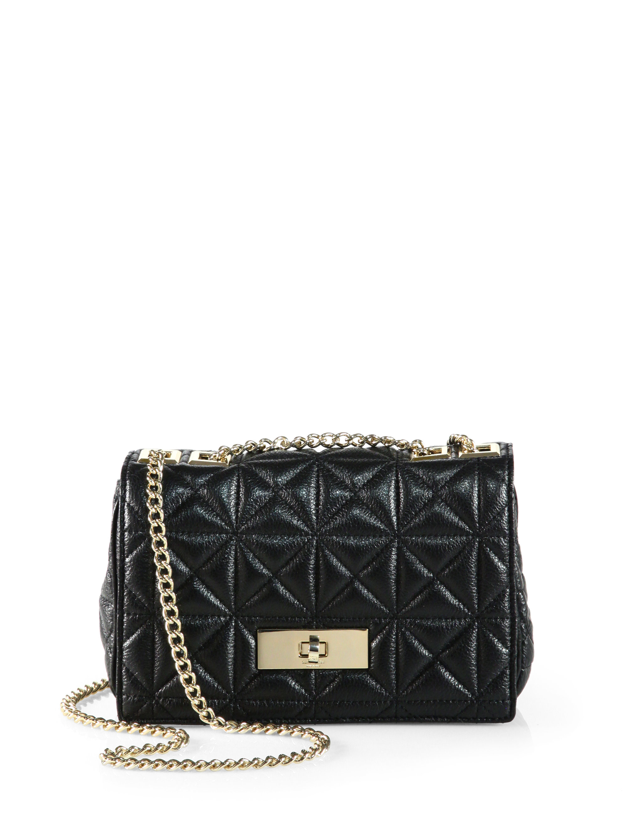 Kate Spade Sedgwick Place Fairlee Quilted Shoulder Bag In