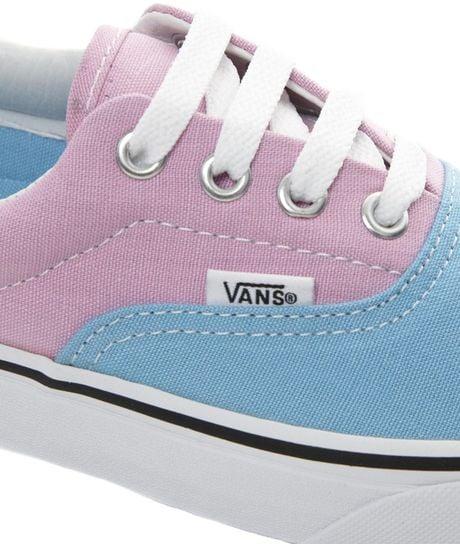 Vans Pastel Vans Era Pink Pastel