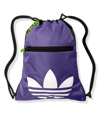 Adidas Originals Icon Sackpack - Lyst