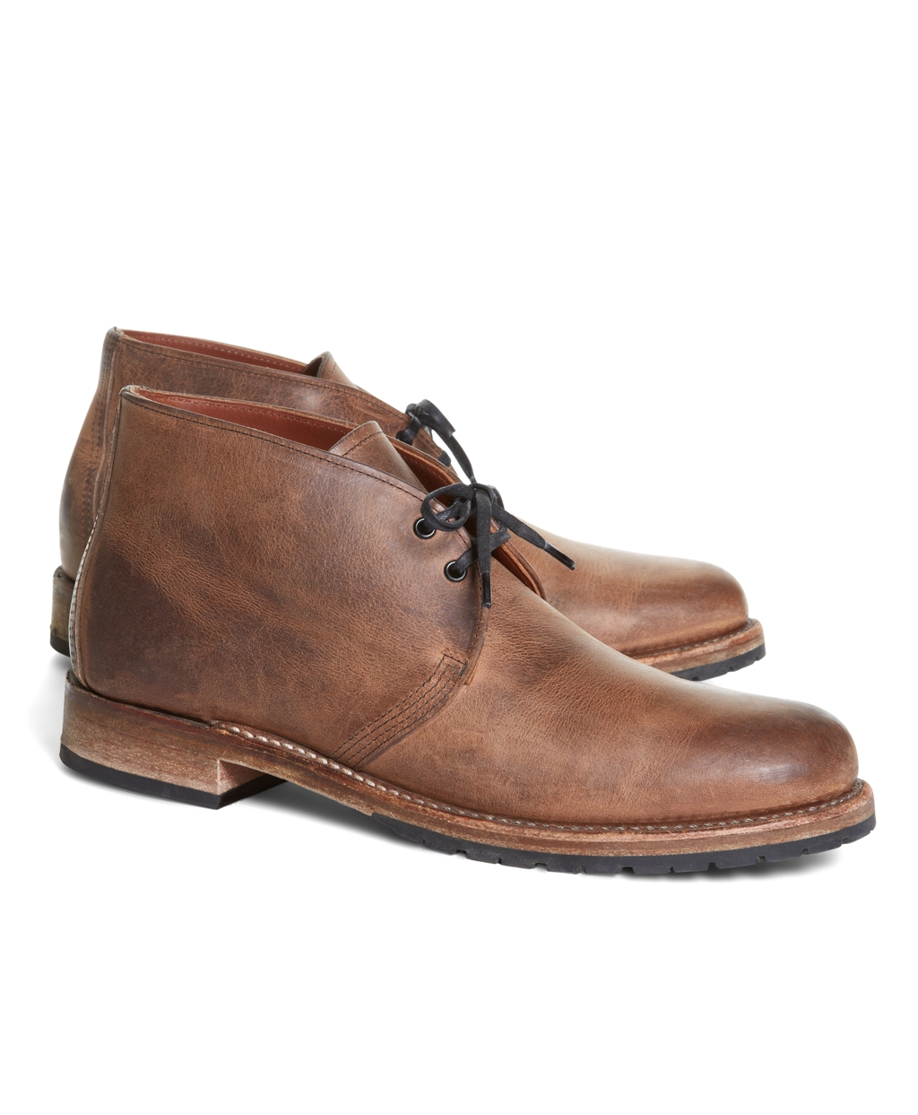 07b7f8c4498 Lyst - Brooks Brothers Red Wing Vintage Beckham Chukka Boots in ...