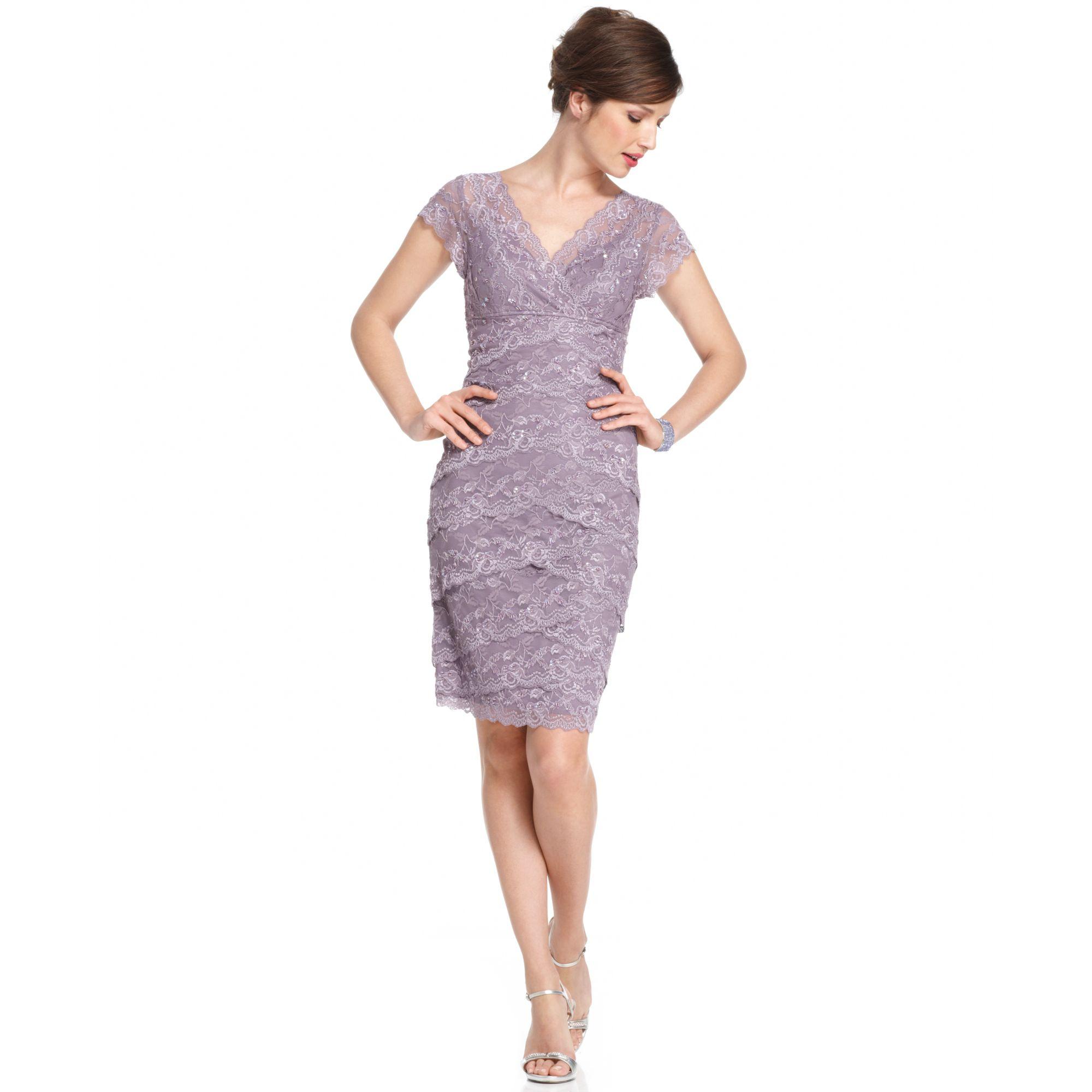 c2e63bb4e4b One Shoulder Cocktail Dress Macys - Gomes Weine AG
