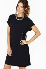 Nasty Gal Rosalie Tee Dress - Lyst