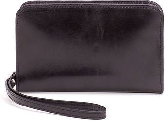 Hobo Jess Leather Wristlet - Lyst