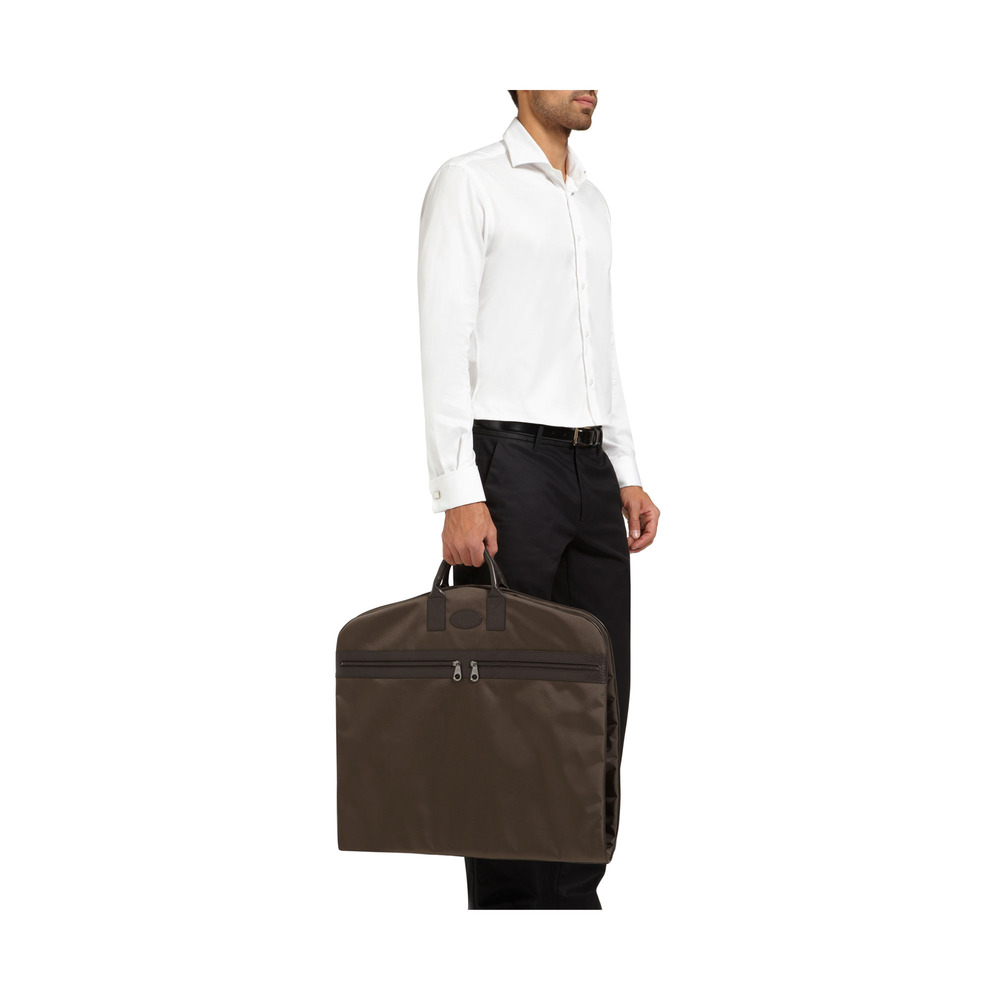 Lyst Mulberry Henry Suit Carrier In Brown For Men