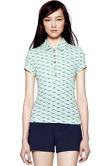 Tory Burch Quin Polo - Lyst