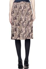 Tory Burch Tilly Skirt - Lyst
