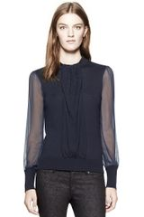 Tory Burch Abitha Sweater - Lyst