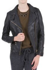 Doma Zipper Moto Jacket