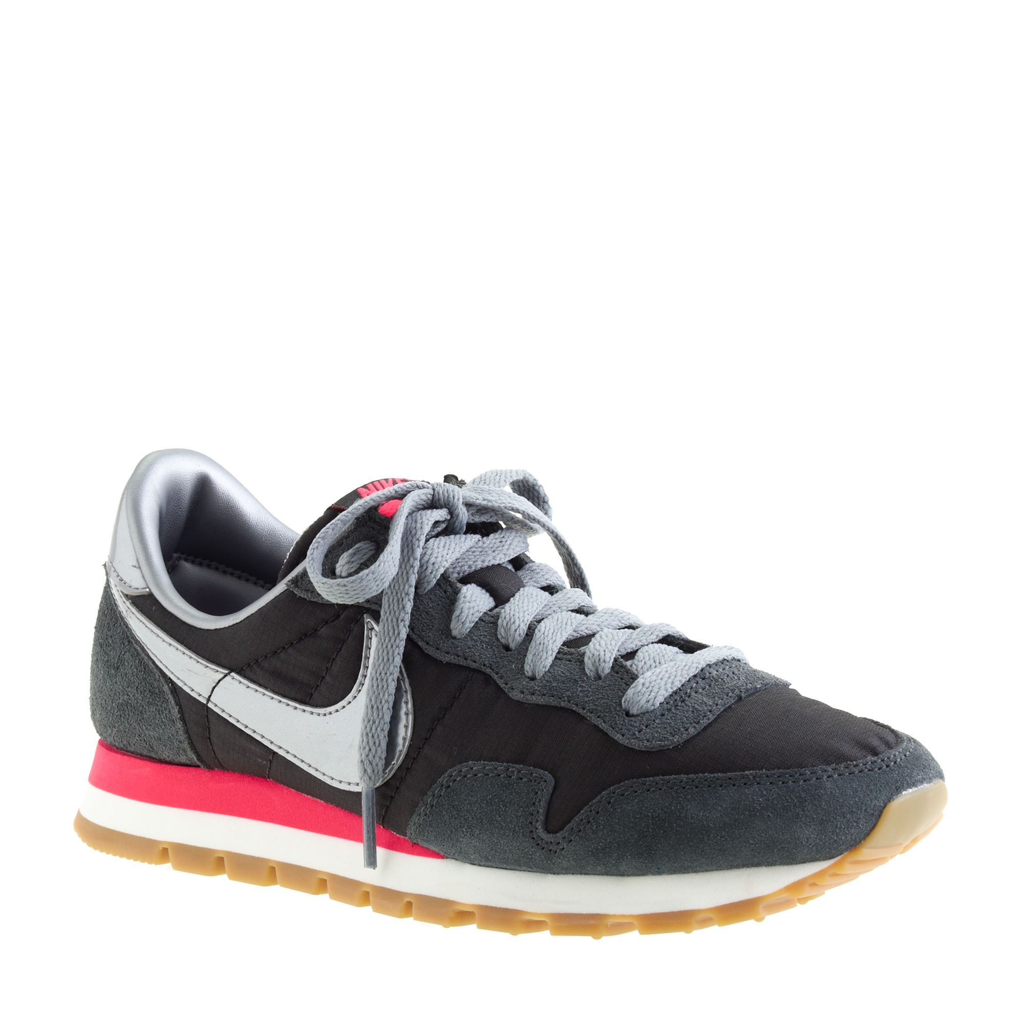 d38e296dc Lyst - J.Crew Nike Vintage Collection Air Pegasus 83 Sneakers in Black