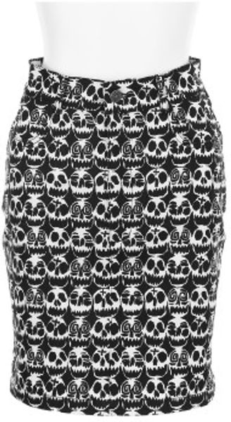 Jeremy Scott Skirt - Lyst