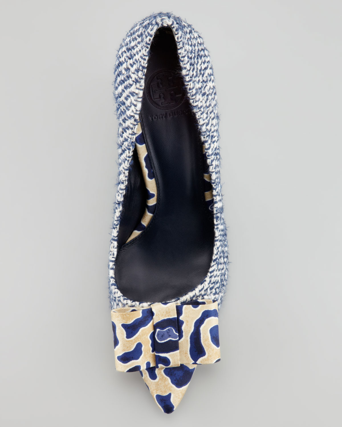 Tory Burch Tweed Pointed-Toe Pumps really cheap online wholesale price cheap online geniue stockist cheap online 9iUle