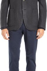 Boglioli Deconstructed Two Button Sport Coat - Lyst