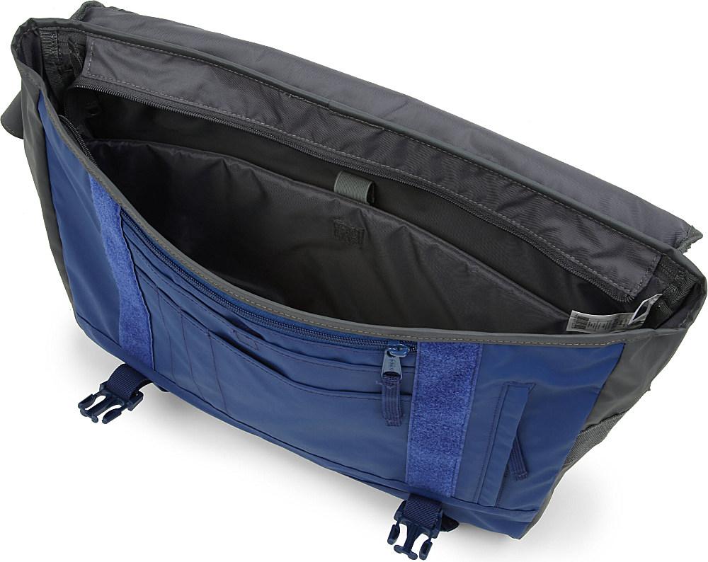 Eastpak Urban Motion Kruizer Messenger Bag In Blue For Men