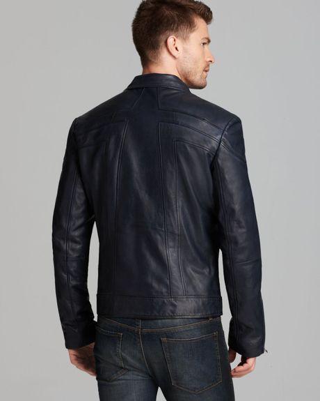 navy blue leather jackets MEMEs
