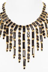 Kate Spade City Skyline Statement Necklace 18 - Lyst