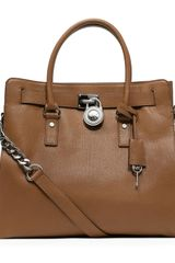Michael by Michael Kors Hamilton Large Tote Luggage - Lyst