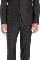 PS by Paul Smith Tweed Two Button Jacket - Lyst